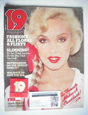 <!--1978-04-->19 magazine - April 1978