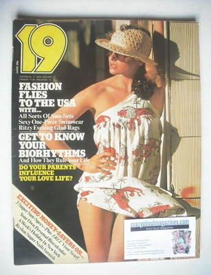 <!--1978-06-->19 magazine - June 1978