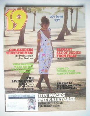 <!--1978-07-->19 magazine - July 1978