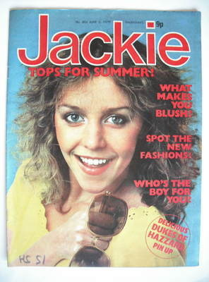 <!--1979-06-02-->Jackie magazine - 2 June 1979 (Issue 804)