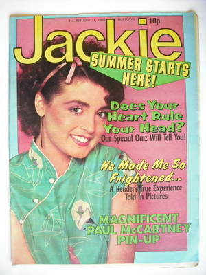 <!--1980-06-21-->Jackie magazine - 21 June 1980 (Issue 859)