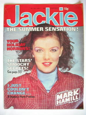 <!--1980-06-07-->Jackie magazine - 7 June 1980 (Issue 857)