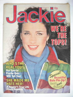 <!--1980-04-26-->Jackie magazine - 26 April 1980 (Issue 851)