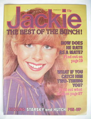 <!--1979-11-24-->Jackie magazine - 24 November 1979 (Issue 829)