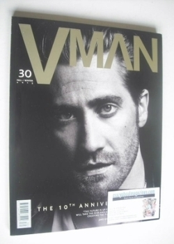 VMAN magazine - Fall/Winter 2013 - Jake Gyllenhaal cover