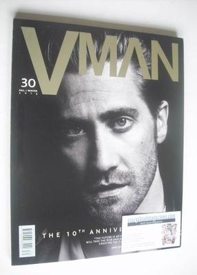 <!--2013-09-->VMAN magazine - Fall/Winter 2013 - Jake Gyllenhaal cover