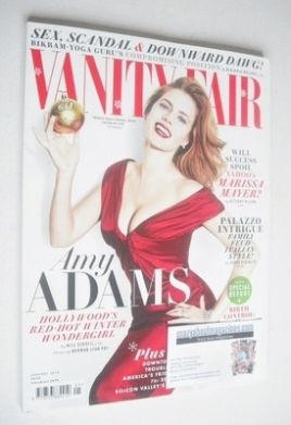 <!--2014-01-->Vanity Fair magazine - Amy Adams cover (January 2014)