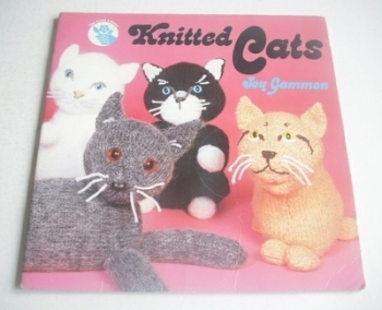 Knitted Cats book (by Joy Gammon)