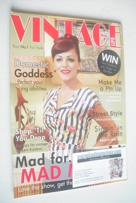 <!--2012-04-->Vintage Life magazine (April 2012 - Issue 17)