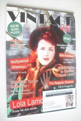 <!--2011-11-->Vintage Life magazine (November/December 2011 - Issue 14 - Lo