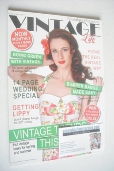 <!--2011-05-->Vintage Life magazine (May 2011 - Issue 8)