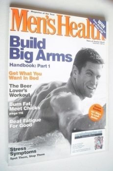 British Men's Health magazine - September 1999