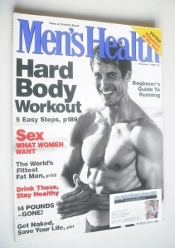 British Men's Health magazine - October 1999