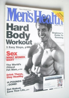 <!--1999-10-->British Men's Health magazine - October 1999