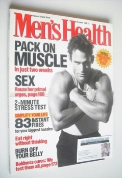 British Men's Health magazine - November 1999