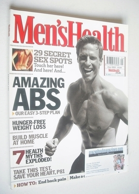 <!--2003-06-->British Men's Health magazine - June 2003