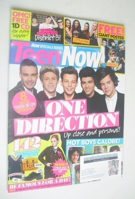 <!--2013-08-13-->Teen Now magazine - One Direction cover (13 August - 10 Se