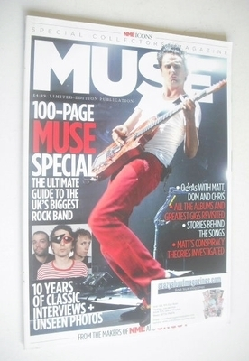 <!--2010-05-->NME Icons magazine - Muse cover (May 2010)