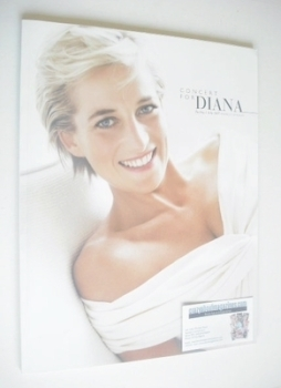 Concert For Diana Programme (1 July 2007)