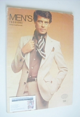Men's Fashions International (1978 - No 121)