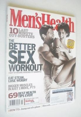 <!--2003-07-->British Men's Health magazine - July/August 2003
