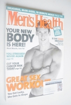 British Men's Health magazine - June 1999