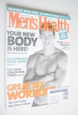 <!--1999-06-->British Men's Health magazine - June 1999