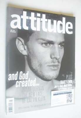 <!--2006-05-->Attitude magazine - Jamie Dornan cover (May 2006)