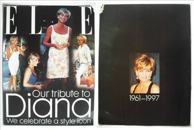 British Elle supplement - Princess Diana tribute (1997)