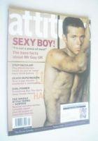 <!--1999-09-->Attitude magazine - Mark Ledsham cover (September 1999 - Issue 65)