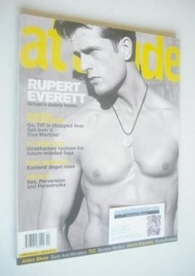 <!--1999-04-->Attitude magazine - Rupert Everett cover (April 1999)