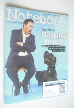 Notebook magazine - Lee Mack cover (2 February 2014)
