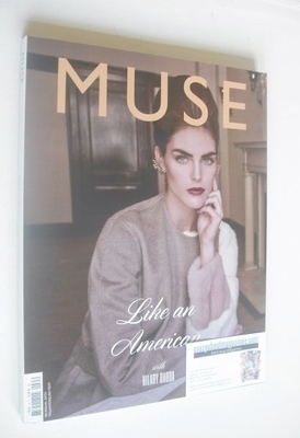 <!--2013-09-->Muse magazine - Fall 2013 - Hilary Rhoda cover