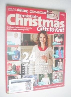 Irresistible Christmas Gifts To Knit magazine (Simply Knitting publication