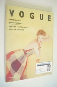British Vogue magazine - May 1951 (Vintage Issue)