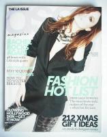 <!--2009-12-->asos magazine - December 2009/January 2010 - Rachel Bilson cover