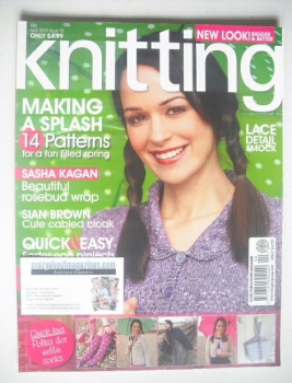 Knitting magazine (April 2010 - Issue 75)