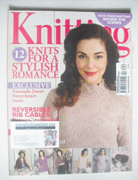 <!--2011-02-->Knitting magazine (February 2011 - Issue 86)