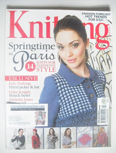 <!--2011-03-->Knitting magazine (March 2011 - Issue 87)