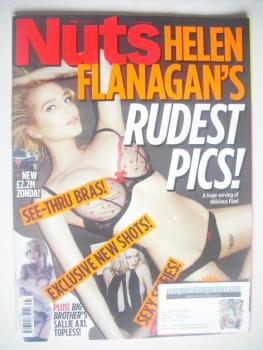 Nuts magazine - Helen Flanagan cover (21-27 June 2013)