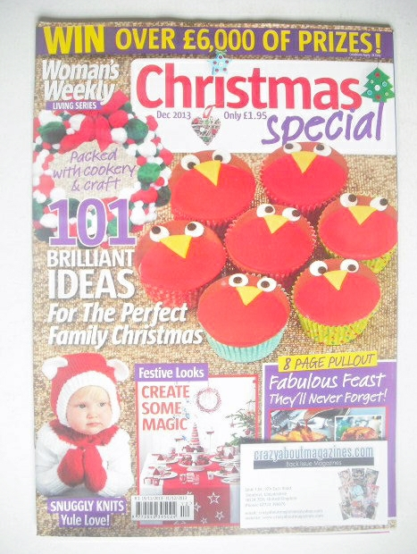 <!--2013-12-->Woman's Weekly Living Series magazine - Christmas Special cov