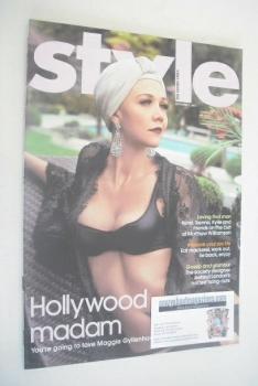 Style magazine - Maggie Gyllenhaal cover (2 September 2007)