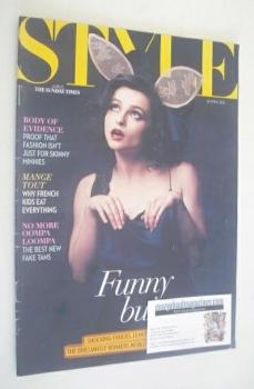 Style magazine - Helena Bonham Carter cover (22 April 2012)