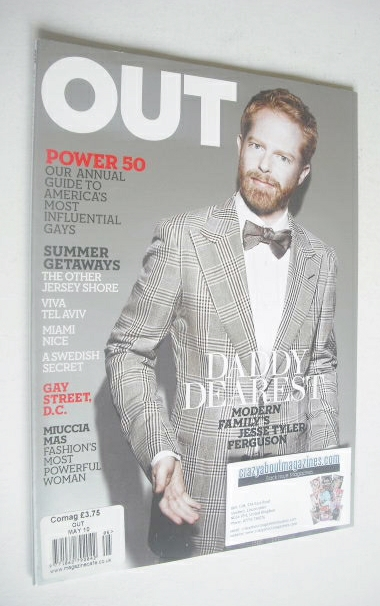 <!--2010-05-->Out magazine - Jesse Tyler Ferguson (May 2010)