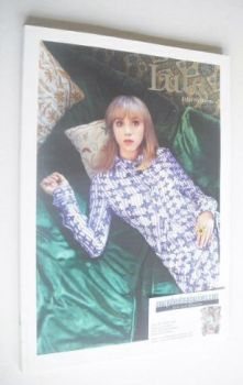 Lula magazine - Issue 17 - Zoe Kazan cover (2014)