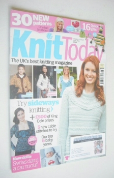 <!--2011-04-->Knit Today magazine (Issue 58 - April 2011)