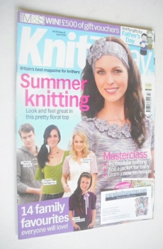 Knit Today magazine (Issue 47 - June 2010)