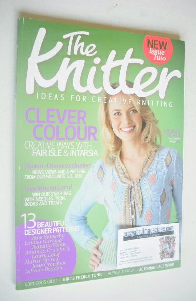 The Knitter magazine (Issue 2)