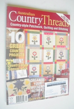 Creating Country Threads magazine (Volume 3 - No 11)