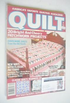 Quilt magazine (Summer 1988)